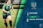 Girls Varsity Soccer falls to Augusta Christian in OT, 2 – 1
