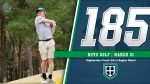 Boys Golf finishes 5th place at Region Match