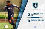Boys Varsity Soccer beats Florence Christian, 5 – 0