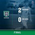 Boys Junior Varsity Soccer beats Ben Lippen, 2 – 0