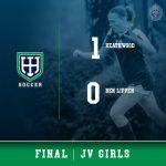 Girls Junior Varsity Soccer beats Ben Lippen, 1 – 0