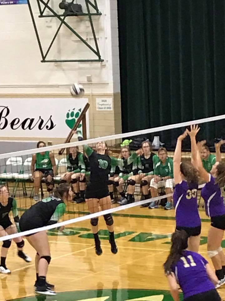 Lady Bears Defeats Vermilion