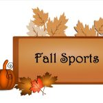 Fall Sports Banquet Tickets go on sale Friday October 27th