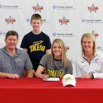 Camryn Moeller Signs With Toledo