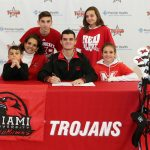 Nate Uhlenbrock Signs With Miami