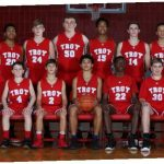 Boys Freshman Basketball beats St. Marys Memorial 52 – 15