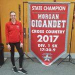 Morgan Gigandet State Championship Banner