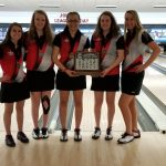 Girls Bowling Clinches All-GWOC Title