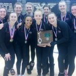 Troy Gymnastics Heading Back to State Meet