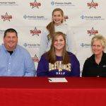 Carrigan Browning Signs with Defiance
