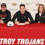 Chase Weaver Signs with UNOH