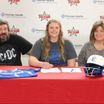 Hallie Snyder Signs with Edison