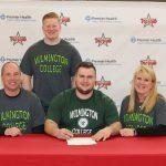 Logan Hubbard Signs With Wilmington