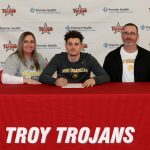 Zach Boyer Signs with Ohio Dominican