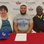 Kameron Block Signs with Thomas More