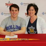 Joe Dutton Signs with Rollins