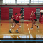 VIDEO:  Volleyball vs. West Carrolton
