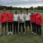 Boys varsity golf defeats Tippacanoe 161 – 165 on senior night