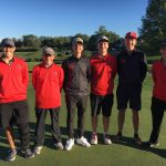 Boys Golf finishes 14th at Districts