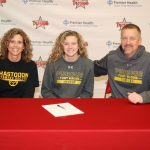 Mackenzie Evans Signs with Purdue Ft. Wayne