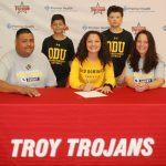 Kiyha Adkins Signs with Ohio Dominican University