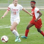 Evans signs with Purdue University Fort Wayne – Troy Daily News