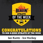 Buffalo Wild Wings Athlete of the Week