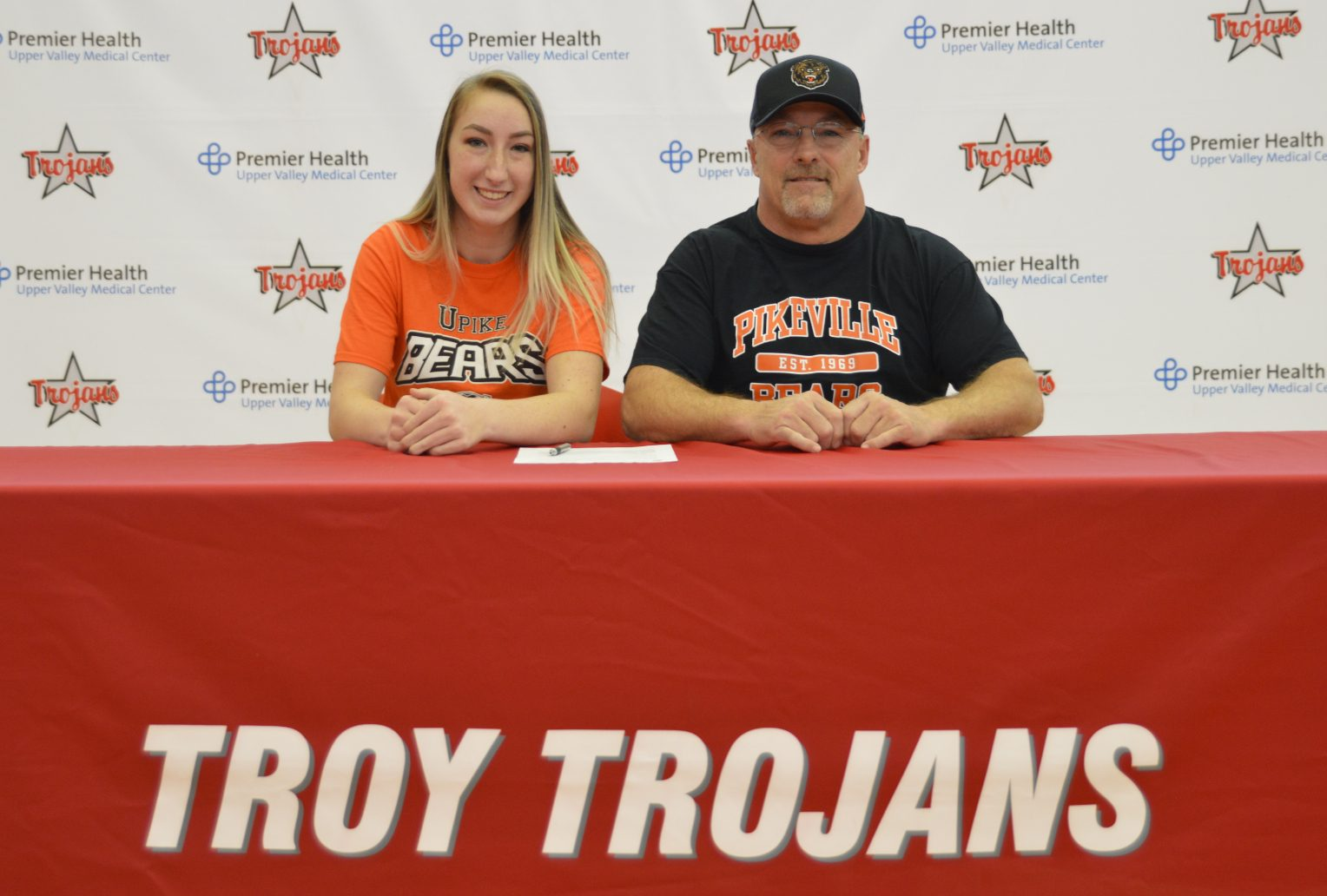 Stephanie Crider Signs with University of Pikeville