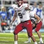 Jackson garners national honor – Troy Daily News