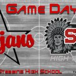 GAME DAY:  Boys Basketball @ Stebbins
