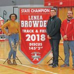 Browder's title banner unveiled – Troy Daily News