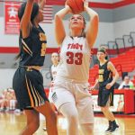 Troy sweeps Sidney, 54-26 – Troy Daily News