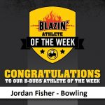 Buffalo Wild Wing's Blazin Athlete of the Week