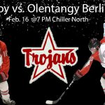 Ice Hockey at OHSAA Tournament Saturday