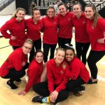 Gymnastics Competes at Districts