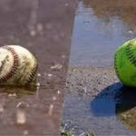 All Baseball & Softball Games Canceled