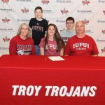 Miller Signs with IUPUI