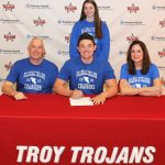 Westmeyer Signs with Hillsdale College