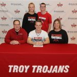 Burton Signs with Wittenberg