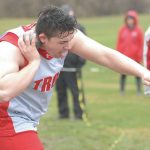 Westmeyer to throw at Hillsdale – Troy Daily News