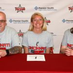 Olivia Tyre Signs with the University of Cincinnati