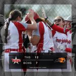 Troy Softball defeats Beavercreek