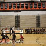 Trojan JV team defeats Versialles in two sets