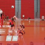JV Volleyball defeats Pirates