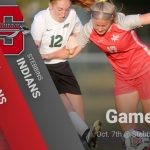 Girls Soccer Hosts Stebbins