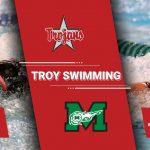 Swimmers Compete at Mason Saturday