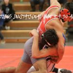 Troy Varsity Wrestling Invitational Saturday