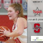 Girls Basketball Travels to Stebbins Today