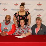 Tia Bass Signs with Wilmington