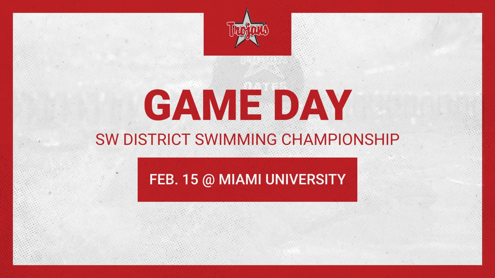 Swimming at SW District Championships
